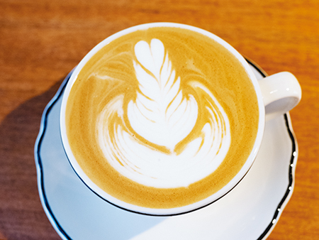 vol.13そろそろ恋しい温かいコーヒー