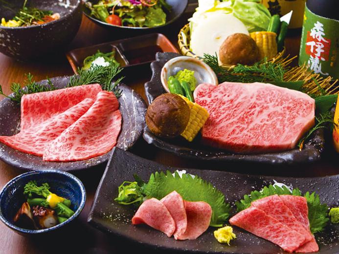 神戸牛の本場で人気の「炭焼肉 石田屋」が福岡初進出!