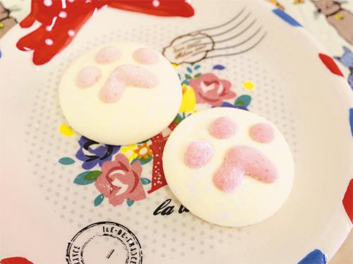 【薬院大通駅】パティスリー シャレトールの「プニプニ肉球マシュマロ」