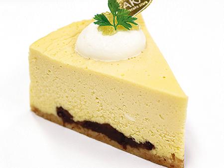 【赤坂駅】KAKA  cheesecake storeの「Rum & あんこ」