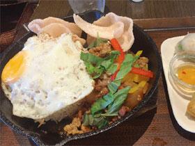 ワタシノスキ!「ガパオライスがおいしい アジア各国の味を楽しんで」
