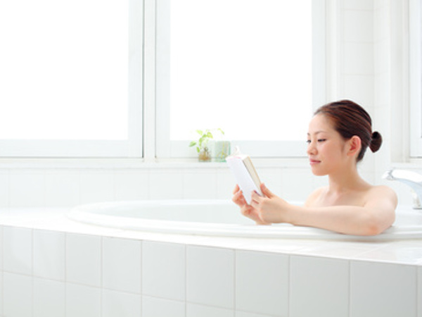 """みんな、ホントに好き? """"お風呂好き度""""をアンケート。お風呂タイムにしていること1位は●●"""