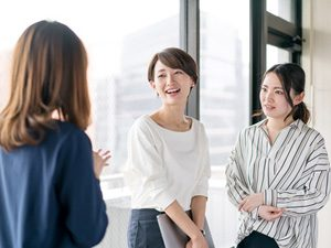 働く女性に効く風水