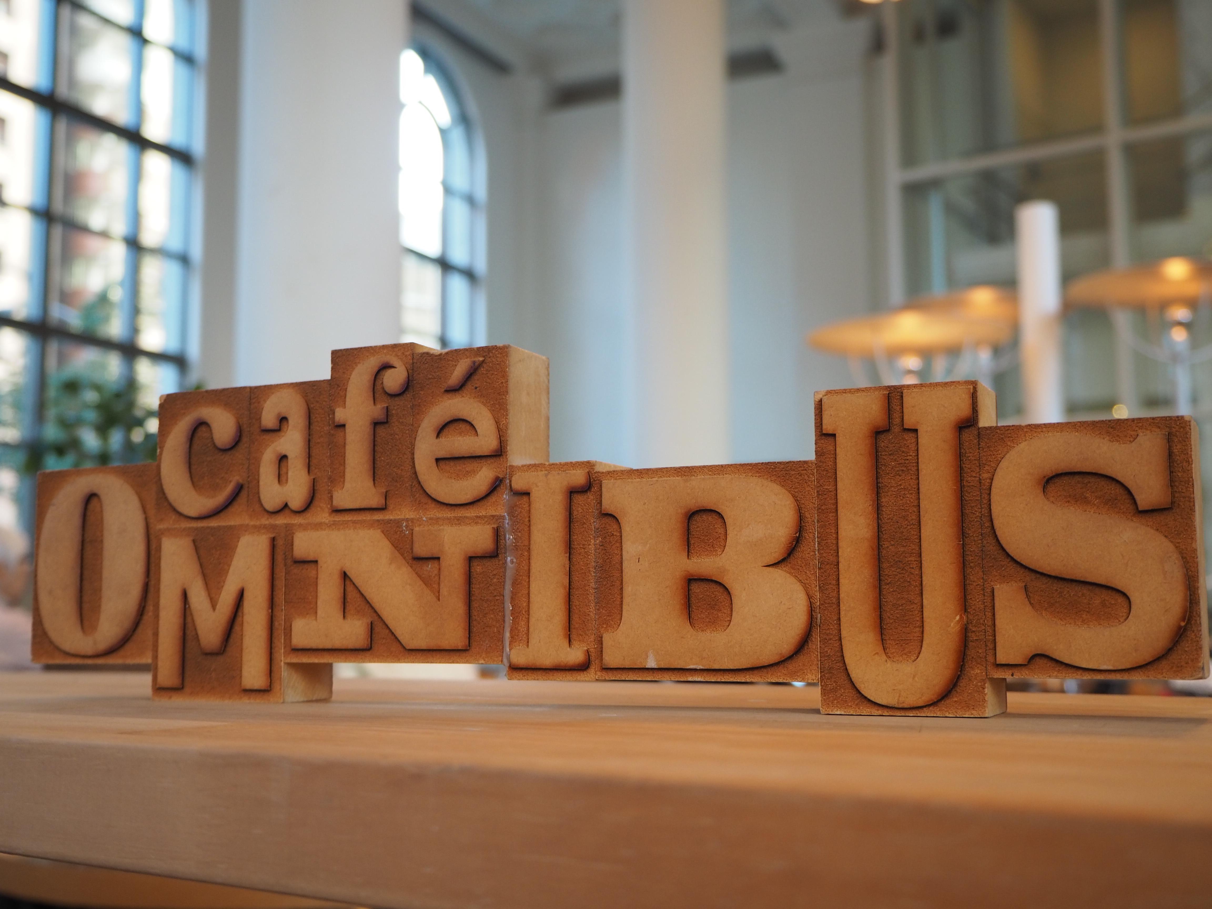 ロケ地にも使われるシャレオツカフェ@馬車道「Cafe OMNIBUS」