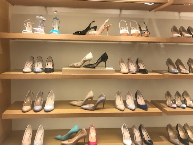 無料!伊勢丹のシューカウンセリングサービスで運命の靴を発見!