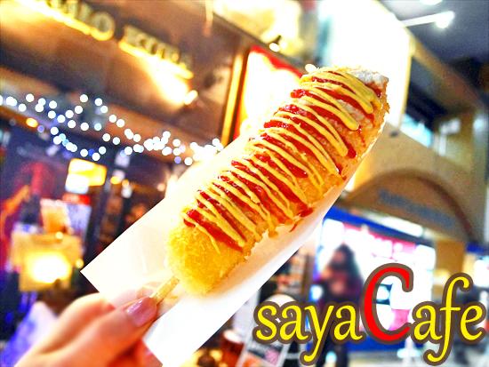 想像以上の美味しさ!札幌に話題のチーズハットグ専門店★OGDOG