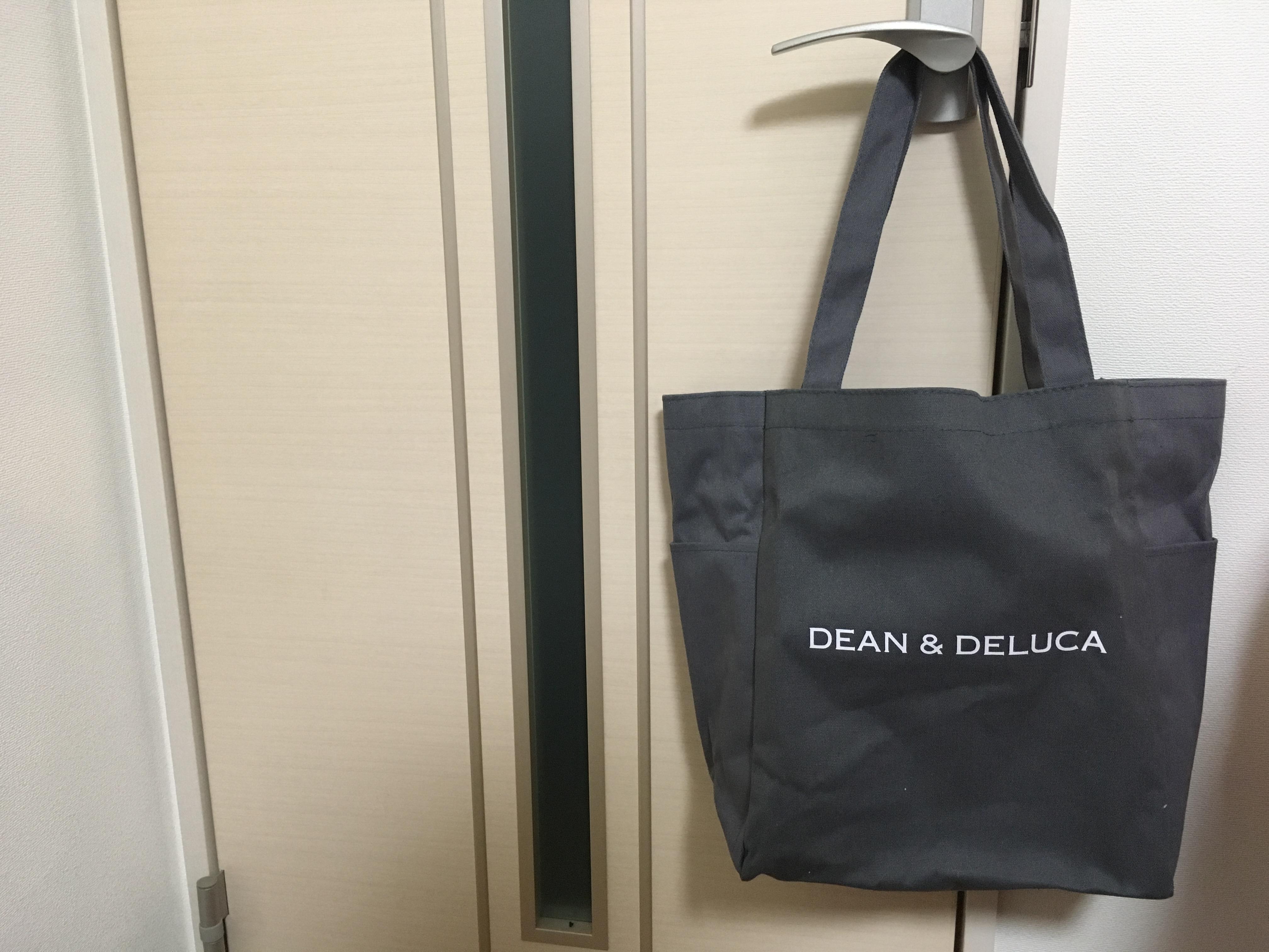 【雑誌付録】毎年人気のディーン&デルーカ特大デリバッグを発売日買い!