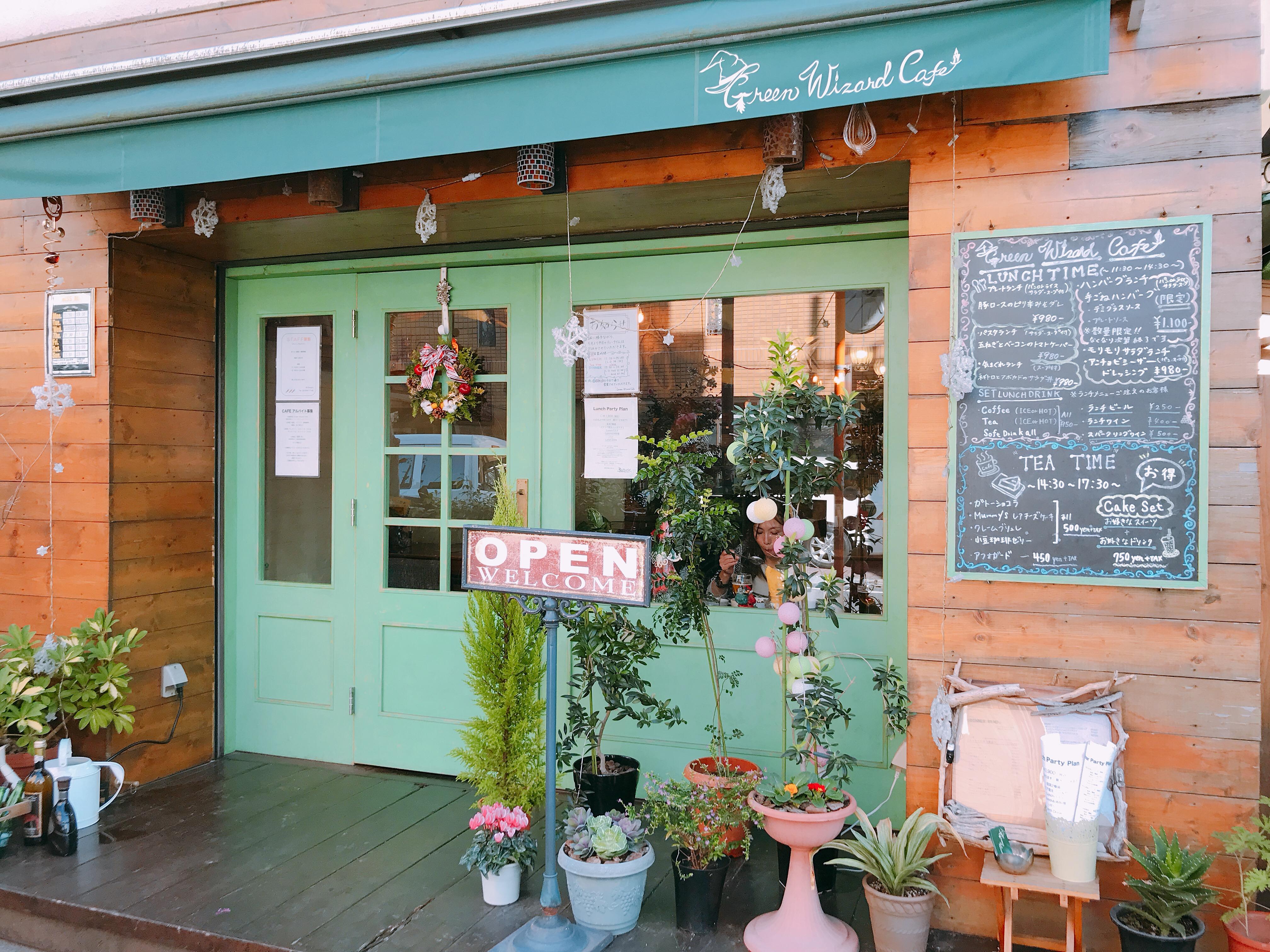 ファンタスティックビーストのような世界観楽しめるカフェ!