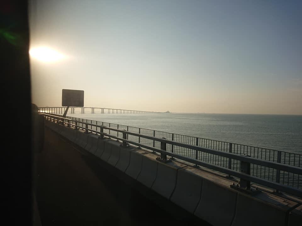 2018年10月23日開通港珠澳大橋利用★香港空港からマカオへの行き方