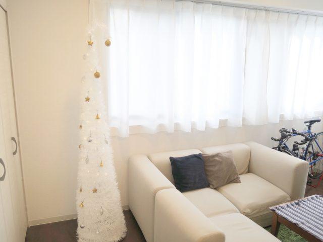 【IKEA】3,999円BIGツリーで手軽にオシャレクリスマス♪