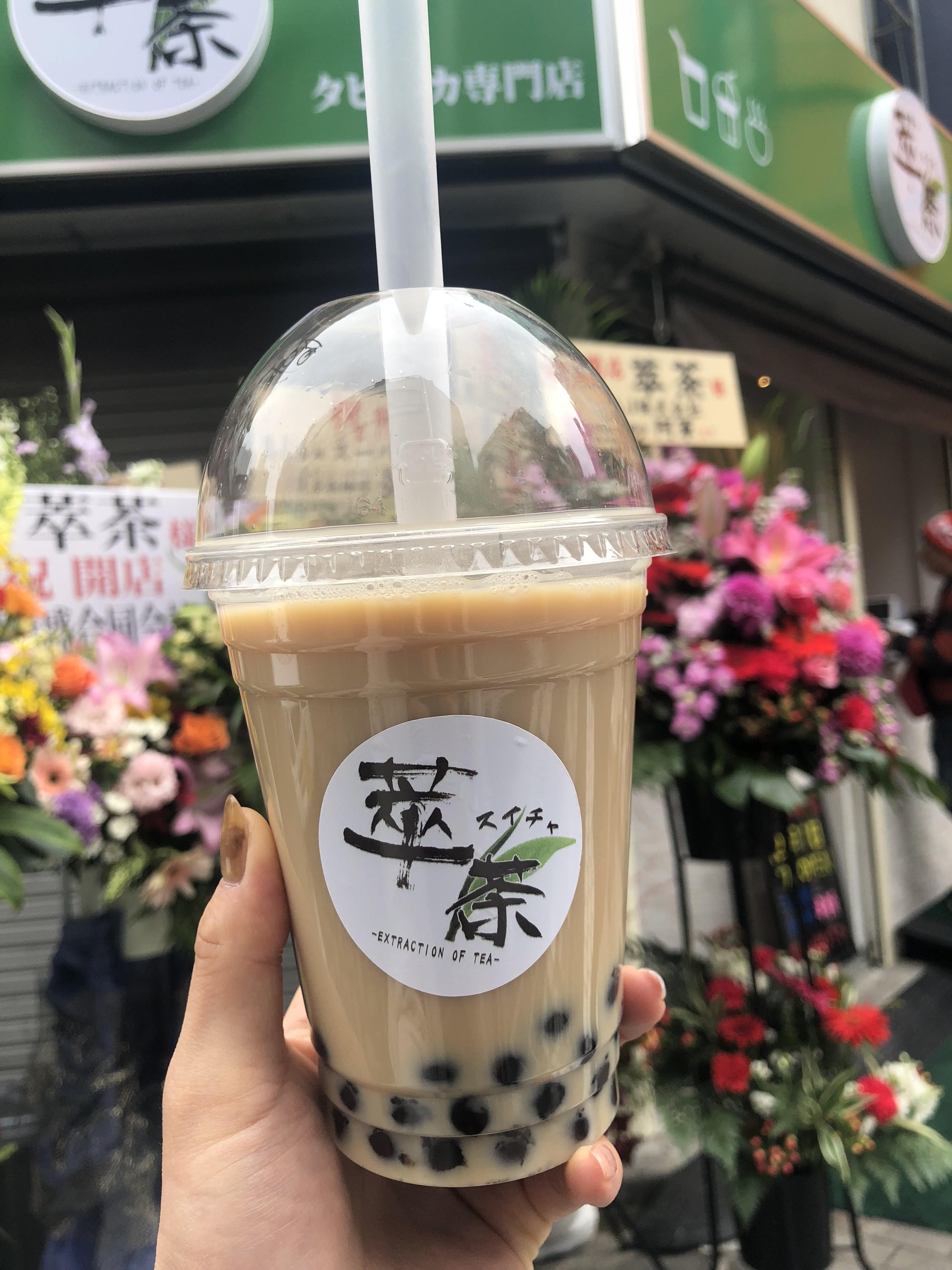 【今だけ半額!】台湾発タピオカ専門店がNewオープン!