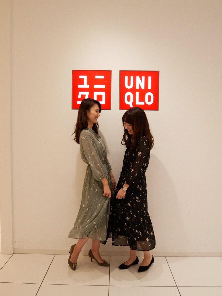 欲しいものだらけ♡UNIQLO2019SS展示会♡