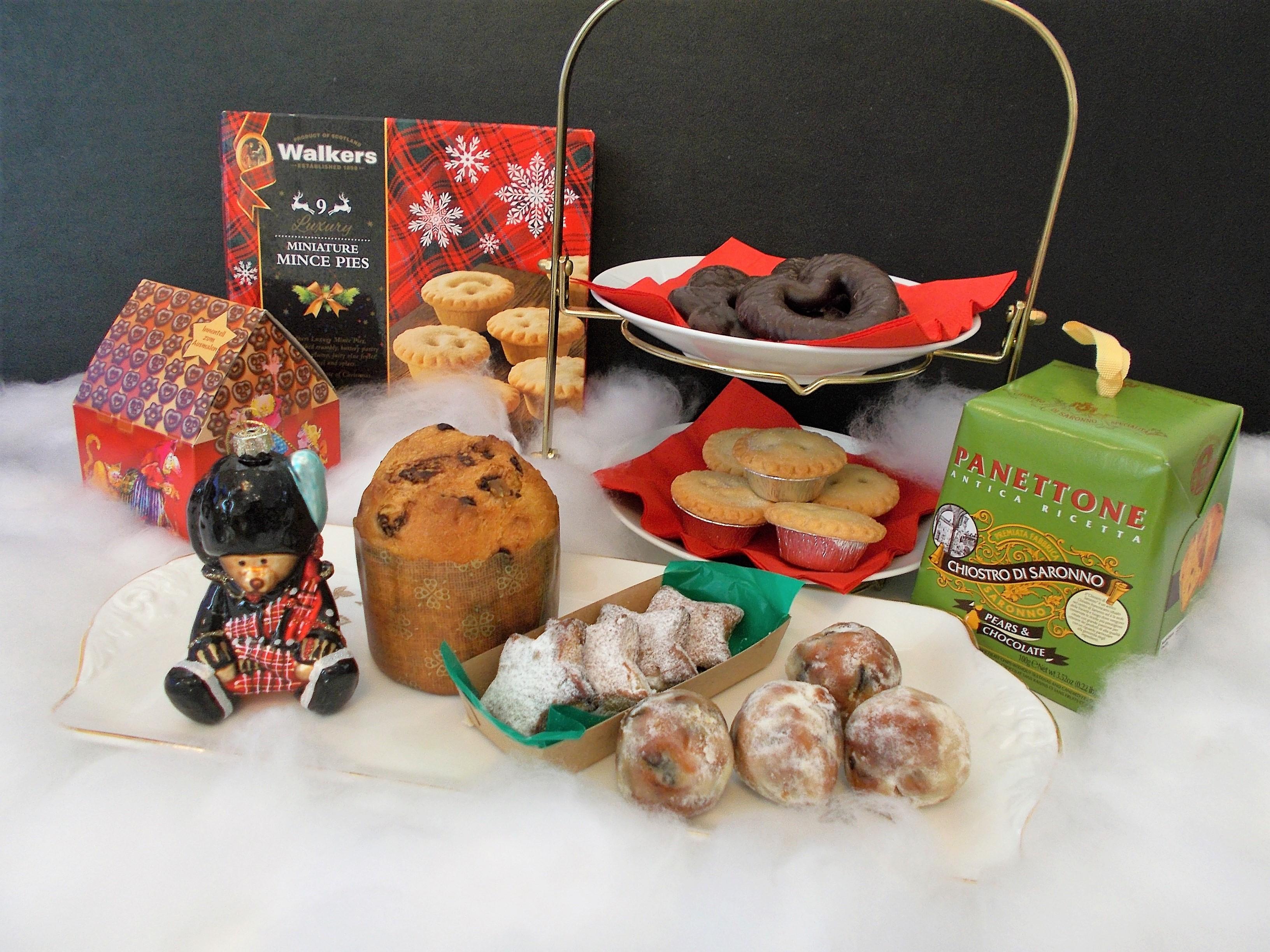 1000円以下で楽しむ♪ ヨーロッパの伝統クリスマス菓子5選