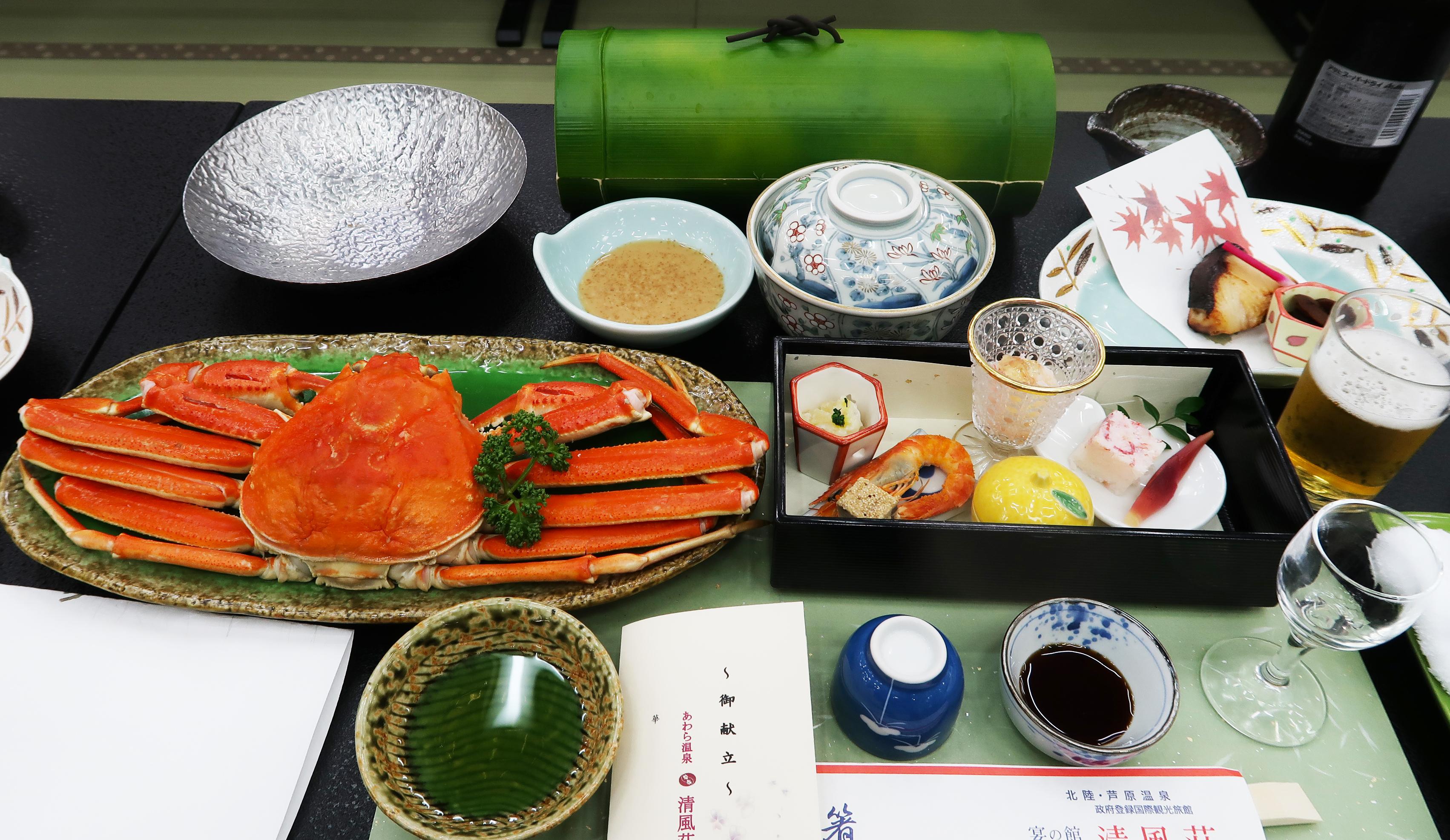 【編集部ブログ(大阪)】冬の北陸!取材旅行記(前編)