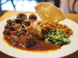 【信濃町】空間・接客・料理の3拍子がそろったスリランカ料理の名店♪