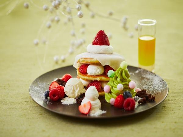 女子会におすすめ! ホリデーシーズンに食べたい絶品パンケーキ3選