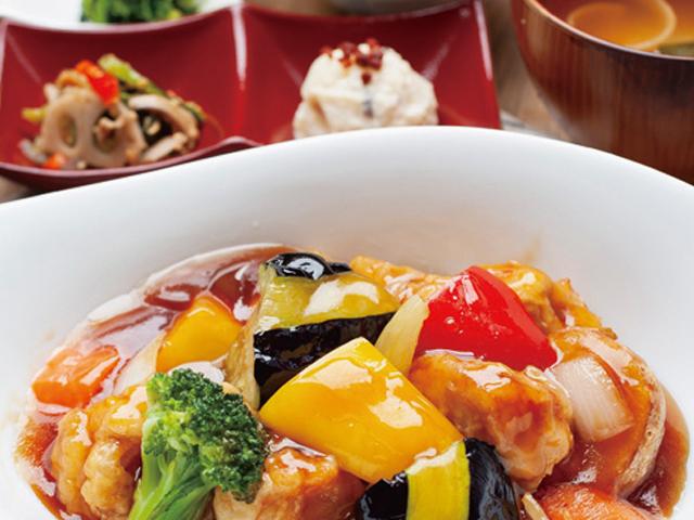 【なんば】なんばCITY 11月21日オープン「一汁六菜カフェ」