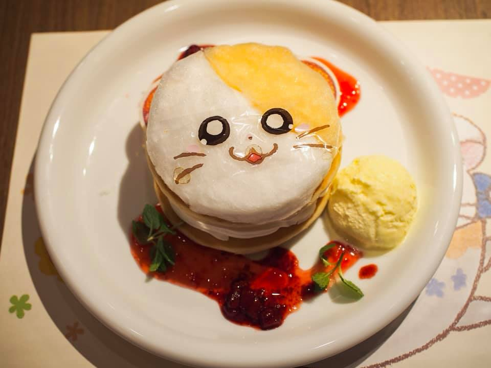 【期間限定】2月24日まで!!表参道の「ハム太郎カフェ」に行ってみた