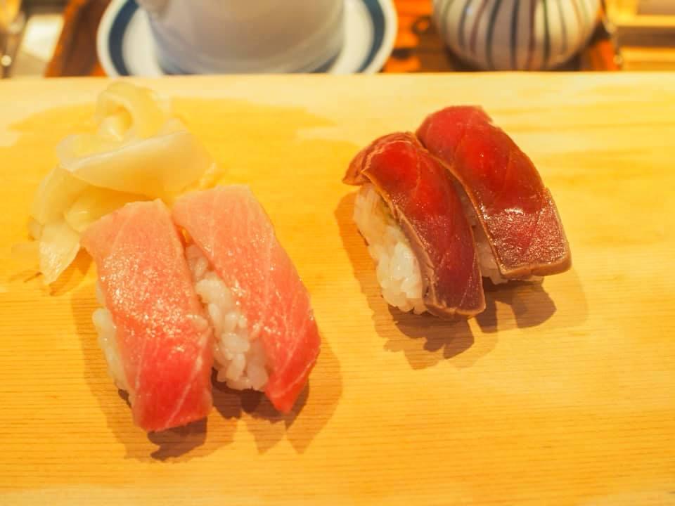 【都立大学】コスパ抜群!カウンターのお寿司が70分間食べ放題♡