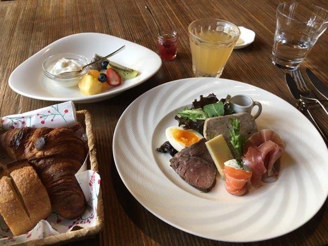 休日朝活。お洒落な人はしってるお店★京都駅近でフレンチ朝食を。