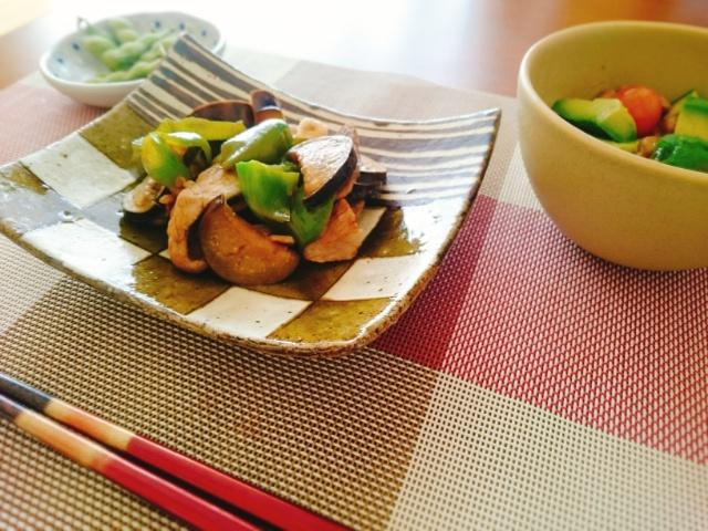 ☆笠間焼が好き☆器にこだわると料理上手ぽく見える!
