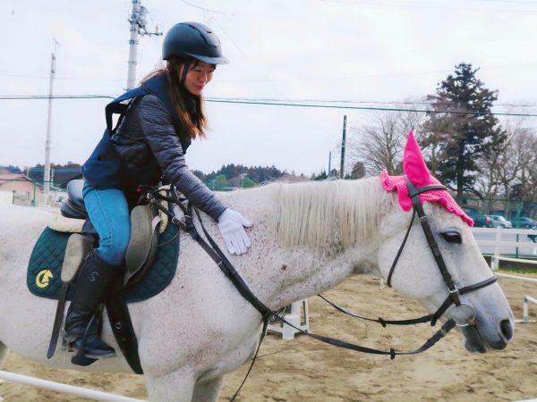 癒しとフィットネス効果絶大の乗馬体験☆乗馬クラブクレイン