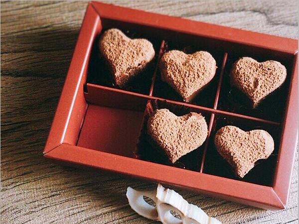 簡単でおいしくキレイに作れる! 大人のバレンタインチョコレシピ