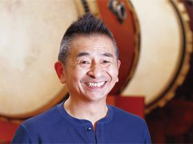 太鼓奏者・指導者 近藤克次さん(60歳)