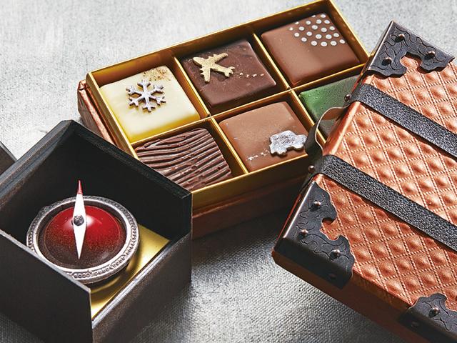 平成最後のバレンタイン! ホテルメイドのチョコを自分へのご褒美に