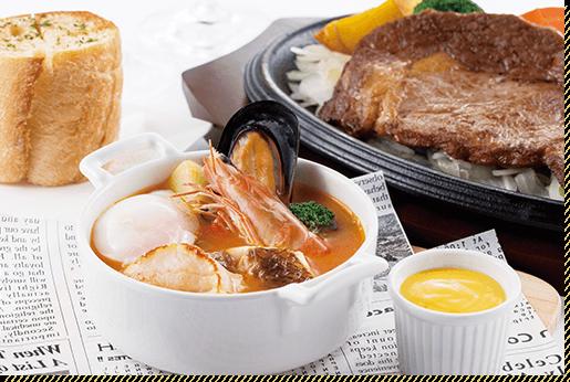 渋谷東急REIホテル レストラン「ハシュハシュ」 クリスマスディナーコース(1人7500円/税・サ料込み)