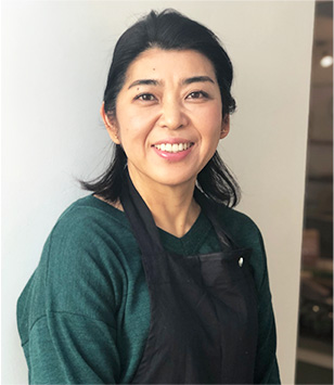フードスタイリスト・飯島奈美さん