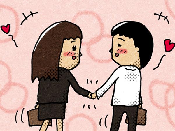 経験者が証言! 社内恋愛を進展させるコツは?