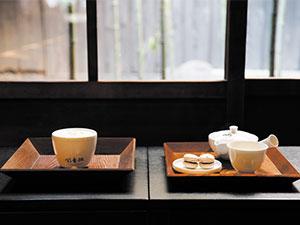 【京都】老舗発のカフェで気軽に体感する 京都の伝統文化と技