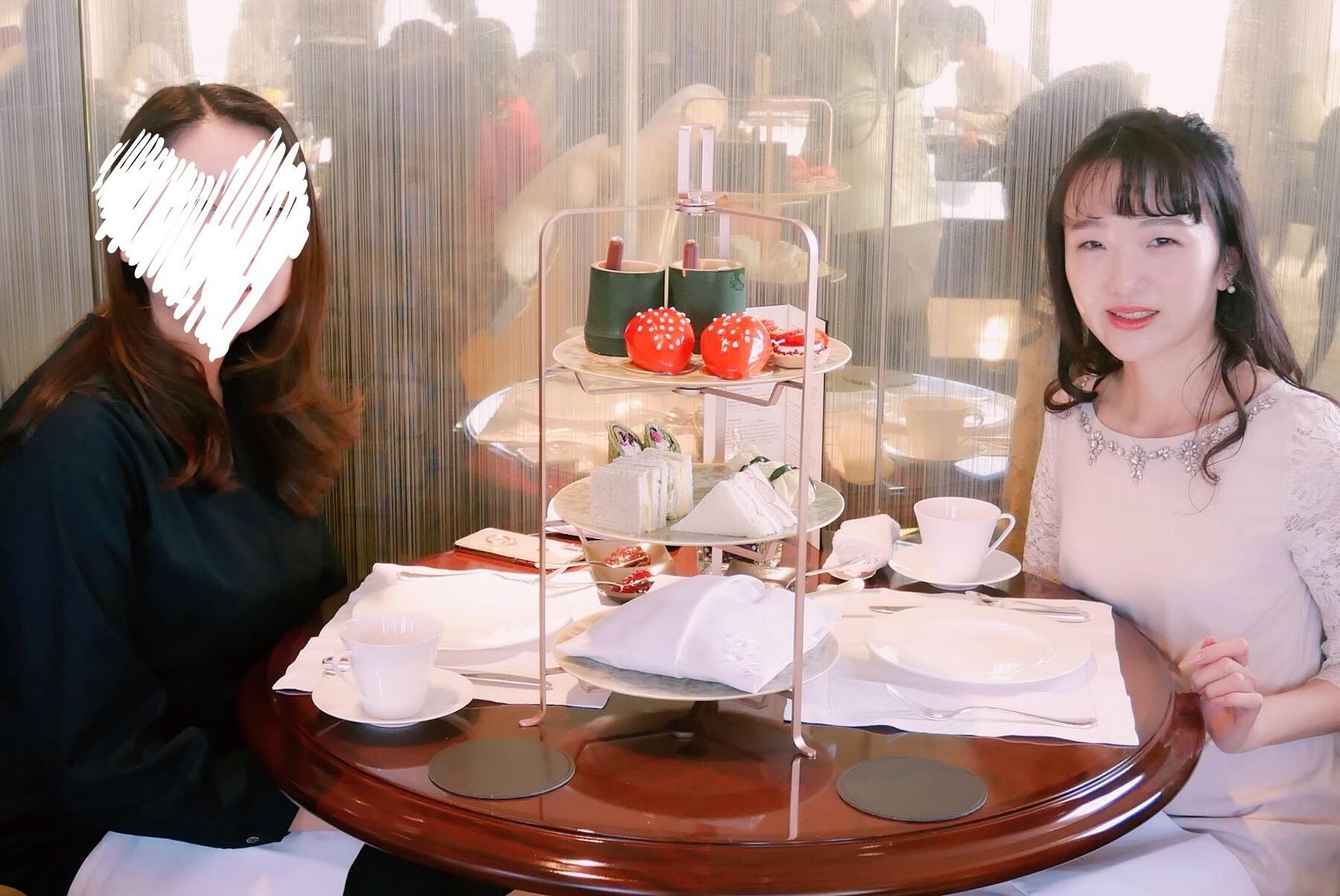 シャングリ・ラ ホテルのストロベリーアフタヌーンティ「MIYABI」