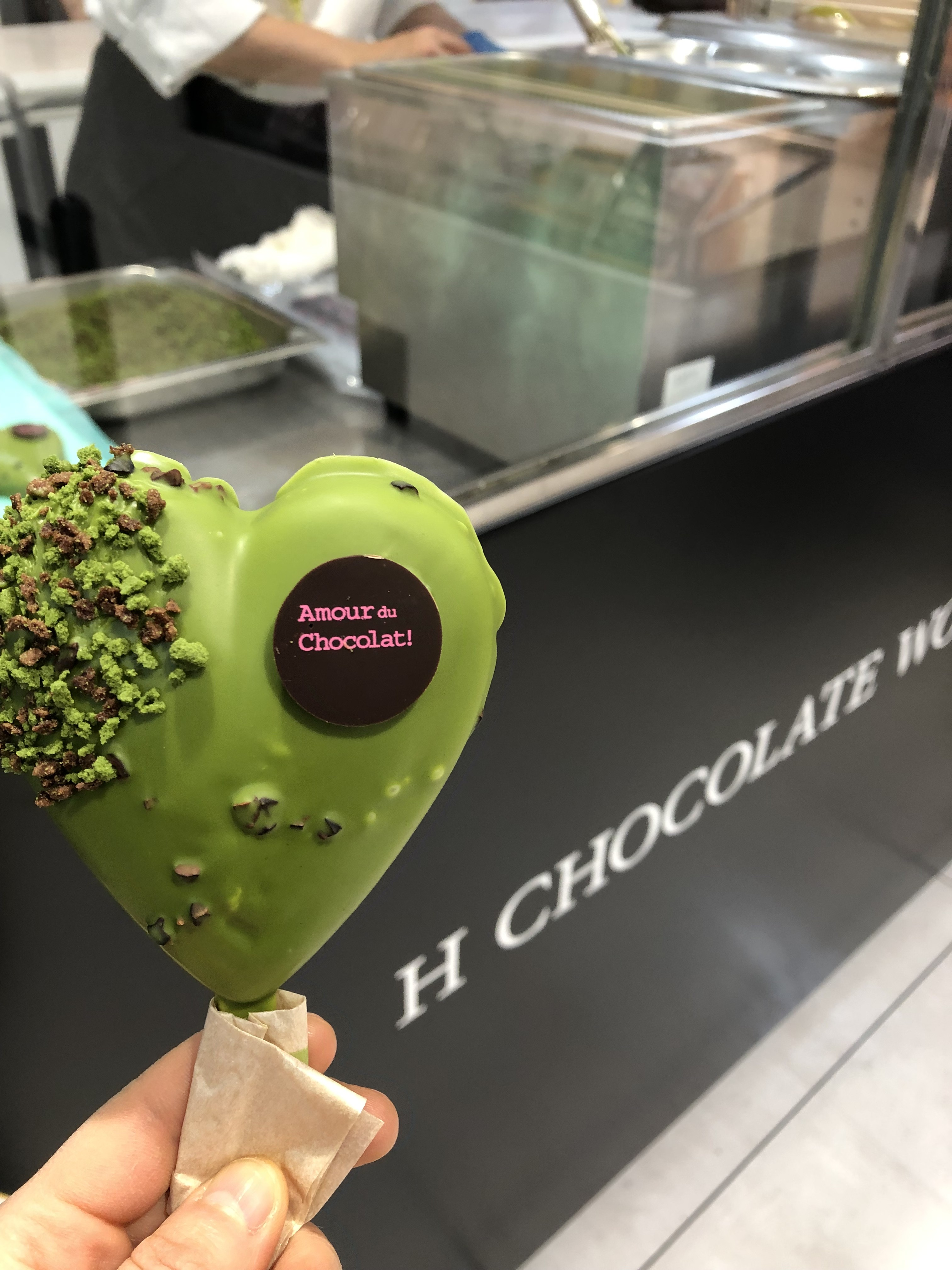 【バレンタイン2019】会場イートメニューが気になる♡in名古屋高島屋
