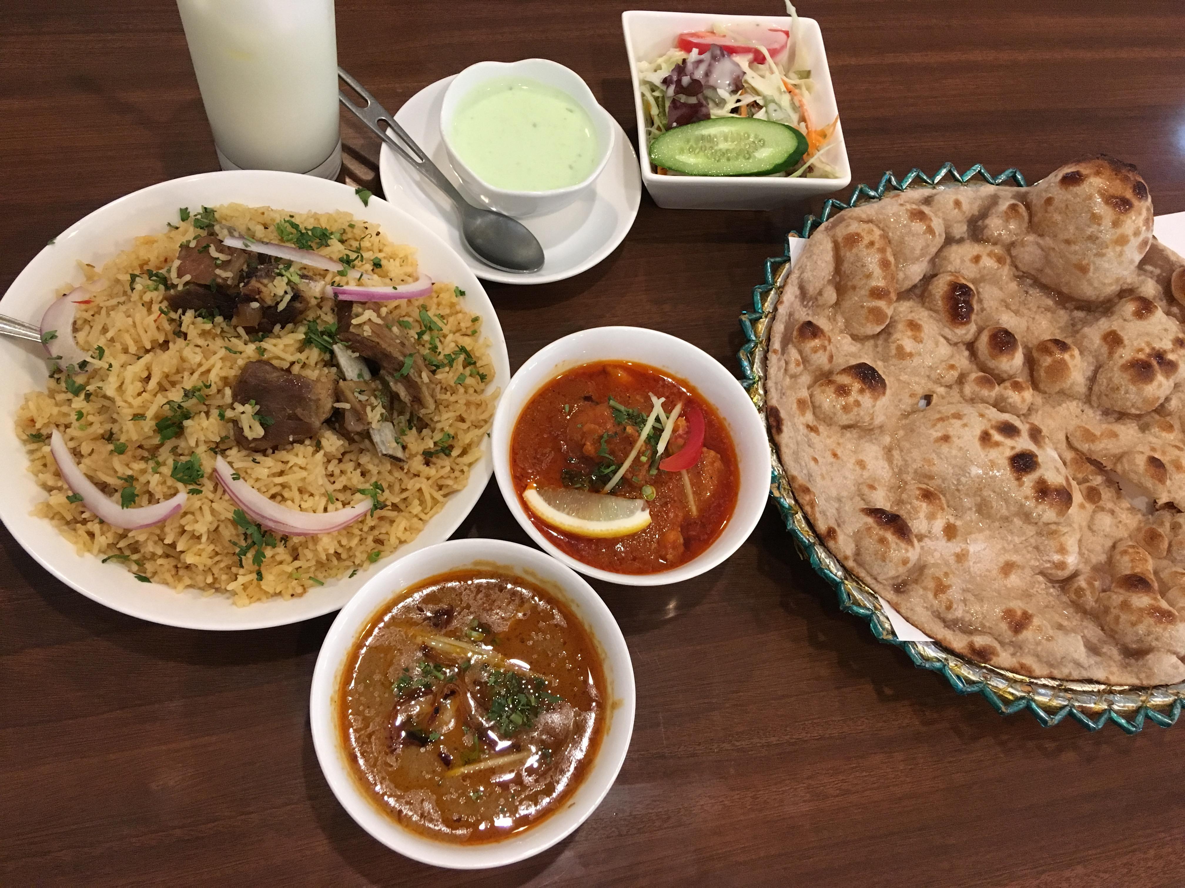 急速進化【ニシヨドスタン】のハラールレストランで本格パキスタン料理!