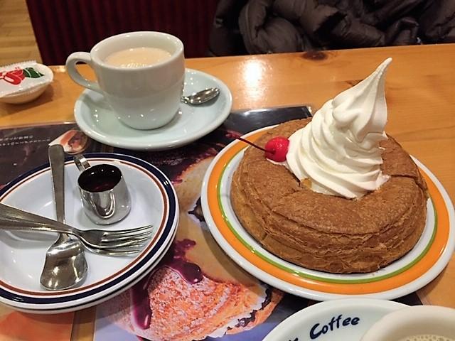 「コメダ珈琲店」でゆっくりくつろぎカフェタイム♪