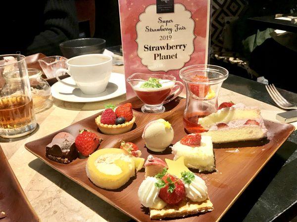 京都旅の食べ納め!人気ホテルブッフェは京都駅周辺で便利【旬ないちご編】