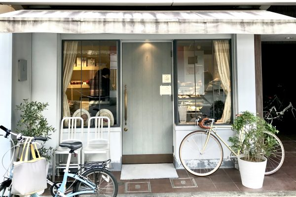まるでパリ!京都・町家洋菓子店巡り!お土産には名店の焼き菓子がおすすめ