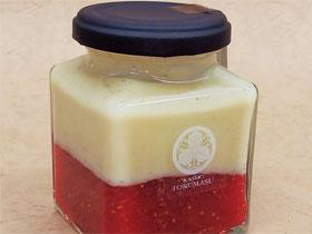 ミルクと溶け合う爽やかな酸味 心奪われる人気和菓子店のジャム