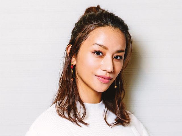 INTERVIEW 女優 高橋メアリージュンさん