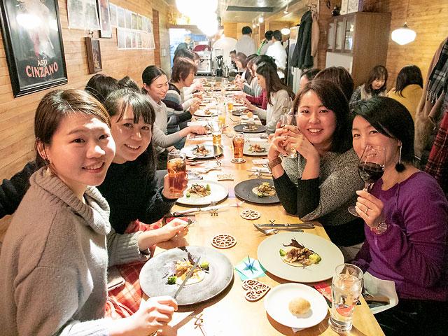 【イベントレポート】三重県菰野町 湯の山温泉 PREMIUM女子会を開催しました
