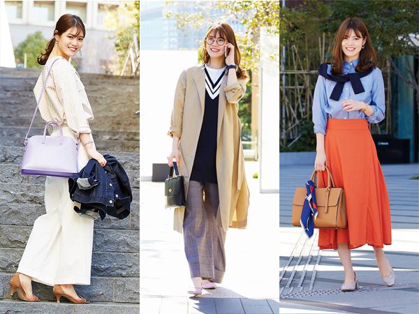 春のファッショントレンド傾向は?