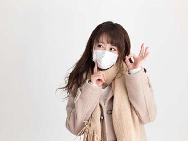 風邪や花粉症ではないのに、いつもマスクをしている人、ありだと思う?
