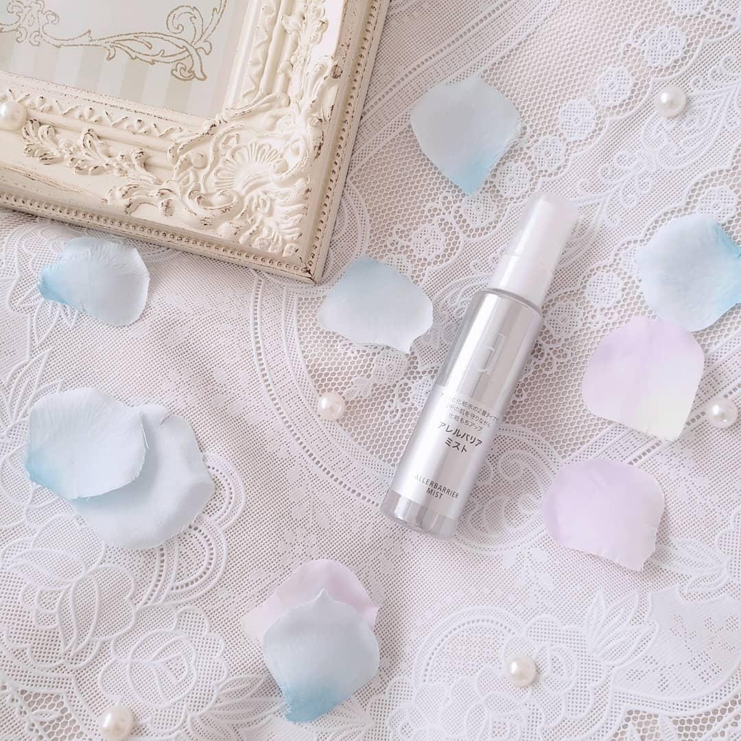 花粉対策と美容を一緒に採り入れるならこれ!敏感肌ブランドさんのミスト♡