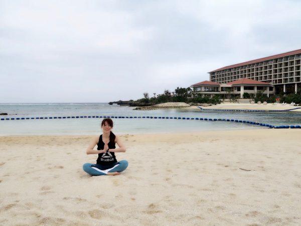 ハイアット国内初!元気になれるビーチリゾートでフィットネスリトリート☆