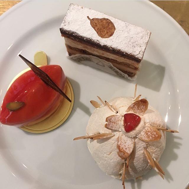 東京で感動したフランス菓子店「オーボンヴュータン」