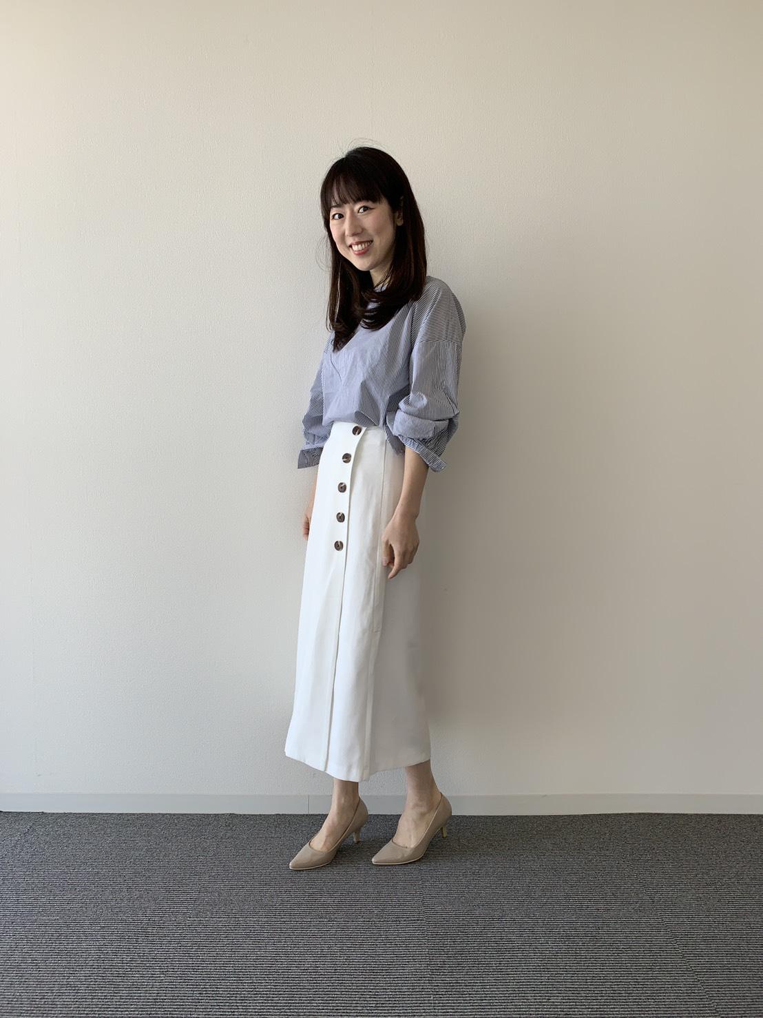 買ってよかった【GUアイテム】~5日間着回しスカート