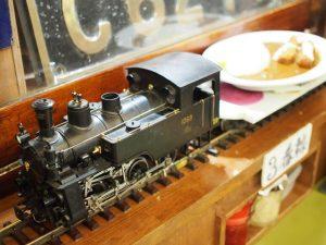 【祐天寺】昭和のカレーが汽車に乗ってやってくる! 「ナイアガラ」