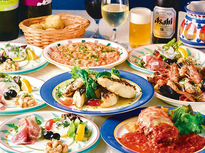 【高宮】イタリア人シェフがおもてなし「トラットリア ジャン」